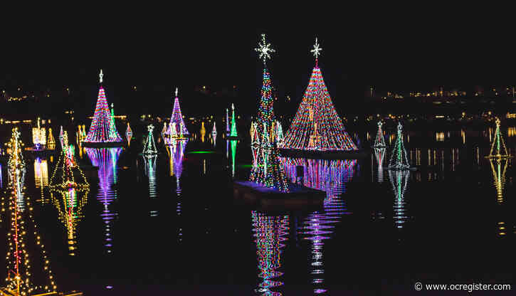 Holiday lights to brighten Newport Dunes on Nov. 27, with new festive options added