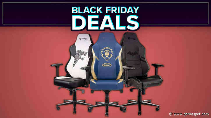 Secretlab Black Friday 2020 Sale: Huge Discounts On Best Gaming Chairs