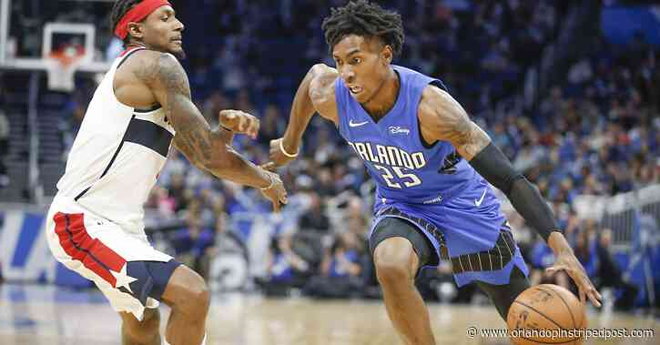 Report: Wes Iwundu, Dallas Mavericks agree to deal