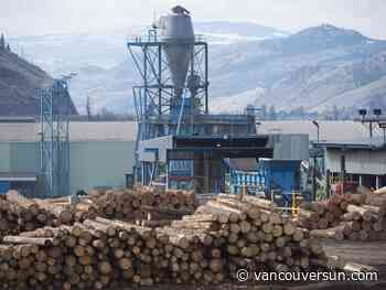 U.S. duty review reduces punishment of B.C. lumber producers