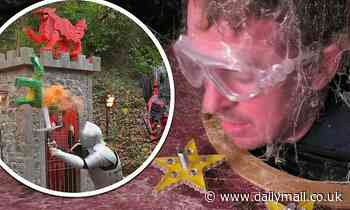 I'm A Celebrity UK hit by claims the show is FAKE as 'stars film the trials in a separate studio'