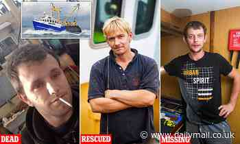 Missing fisherman is found dead in his bunk after 'scallop wars' boat sank