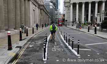 Grant Shapps admits new Covid cycle lanes have caused traffic jams and hit 999 calls