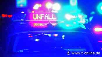 Drei Schwerverletzte bei Unfall zwischen Stade und Harsefeld - t-online.de