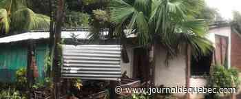 Le Nicaragua dresse un très lourd bilan après le passage de deux ouragans