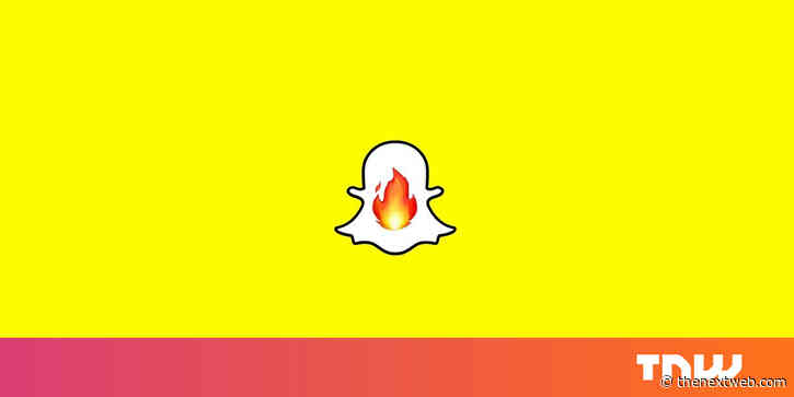 Snapchat is ripping off TikTok — the cycle is now complete