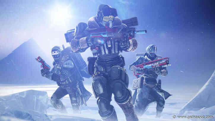 Destiny 2 Beyond Light Review - Time Loop