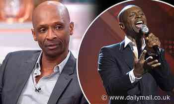 X Factor runner-up Andy Abraham reveals he's returned to his job as a binman