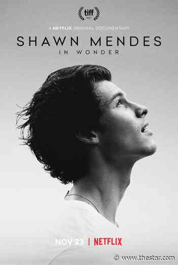 In 'Shawn Mendes: In Wonder,' the Pickering singer seems grounded despite his superstardom