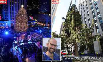 'Grinch' Columbia professor is mocked for trying to 'cancel' the Rockefeller Christmas tree