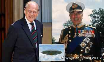 Prince Philip is a 'devoted reader of books about UFOs'