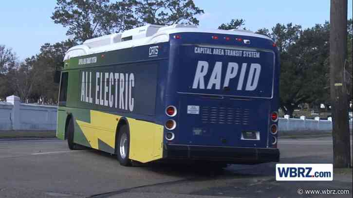 Officials move forward with Louisiana's first bus rapid transit project