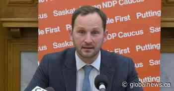 Coronavirus: Saskatchewan NDP leader calls on premier to create task force