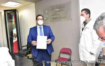 Aplican exámen toxicologico a funcionarios estatales - La Voz de la Frontera