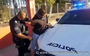 Detienen hombre armado en operativo transporte seguro - La Voz de la Frontera