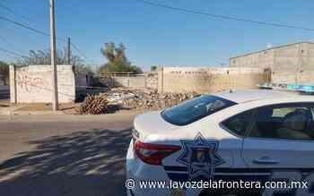 Localizan cadáver quemado en Flores Magón - La Voz de la Frontera