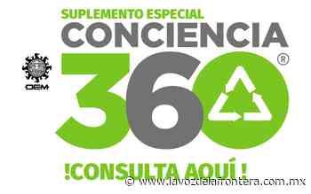 Inicia segunda jornada del foro Conciencia 360 - La Voz de la Frontera