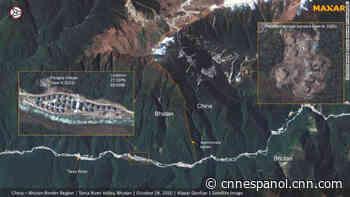 Imágenes de satélite parecen mostrar que China está construyendo a lo largo de la disputada frontera con India y Bután - CNN