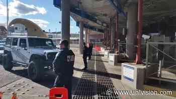 No, no es cierto que el cierre de la frontera se suspende durante 15 días en diciembre - Univision