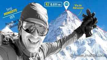 Sergi Mingote, a por la última frontera del himalayismo: coronar el K2 en invierno - MARCA.com