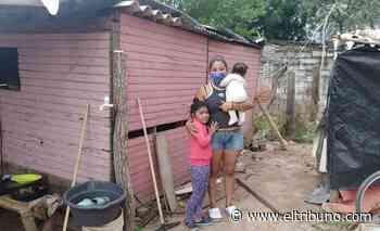 Familias afectadas por las lluvias en Rosario de la Frontera - El Tribuno.com.ar