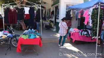 Tiangueros de Ciudad Obregón, afectados por cierre de frontera - TRIBUNA
