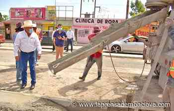Trabaja todo el año Alcalde de Frontera – La Prensa de Monclova - La Prensa De Monclova