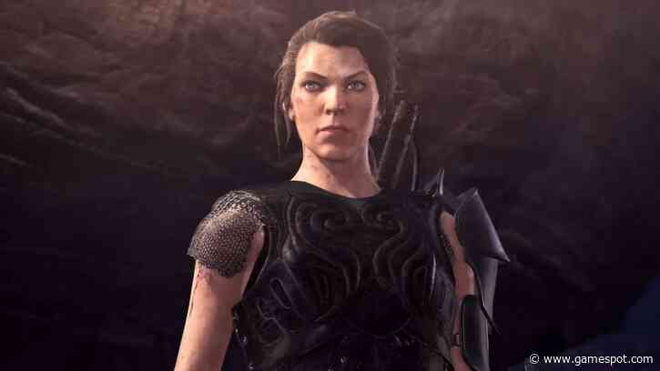 Monster Hunter World: Iceborne Is Getting A New Movie-Based Quest, Featuring Milla Jovovich