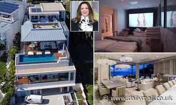 Inside Melissa McCarthy's $35,000-per-week Byron Bay rental