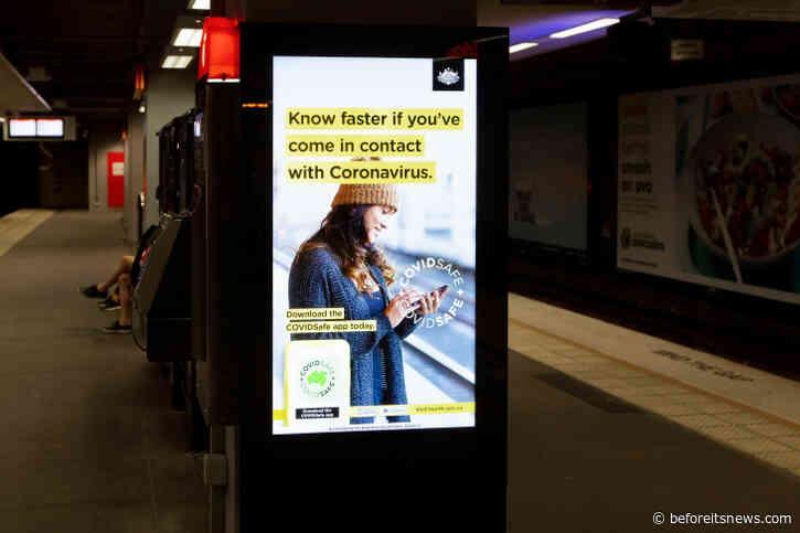 Australia's spy agencies caught collecting COVID-19 app data