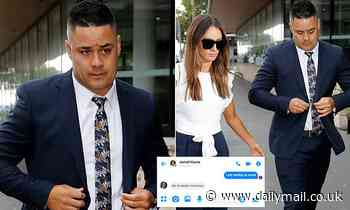 Jarryd Hayne's alleged rape victim was too afraid to go to cops because he had the money to ruin her