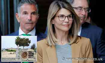Jailed actress Lori Loughlin and husband Mossimo Giannuli pay off $400,000 fine