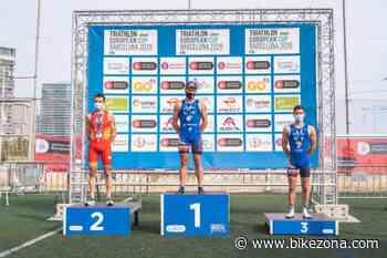 Javier Gómez Noya y Anna Godoy logran la plata en la Copa de Europa de Triatlón - BikeZona