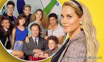 Elizabeth Berkley returns to Saved by the Bell: 'We are all fiercely protective of that legacy'