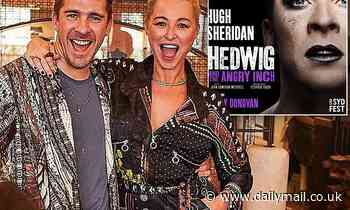 Hedwig controversy: Camilla Franks supports her friend Hugh Sheridan