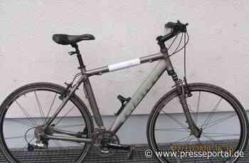 POL-WE: Sportwagen überschlägt sich in Gedern ++ Fahrraddieb geschnappt in Karben - Besitzer gesucht !!!... - Presseportal.de