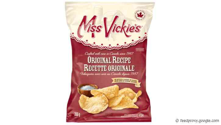 More Miss Vickie's Chips recalled because of glass pieces