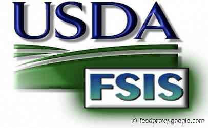 FSIS Quarterly Enforcement Report cites criminal actions related to food safety