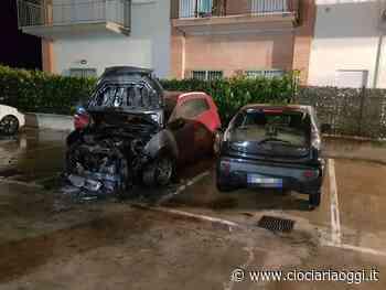 Auto di un imprenditore incendiata nella notte: trovati inneschi, rogo doloso - ciociariaoggi.it