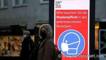 +++ Corona-News +++: Hildburghausen ist Deutschlands Hotspot: Thüringer Landkreis schließt alle Schulen und Kitas - Handelsblatt