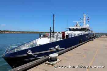 ADV Cape Inscription sails into Port of Bundaberg – Bundaberg Now - Bundaberg Now