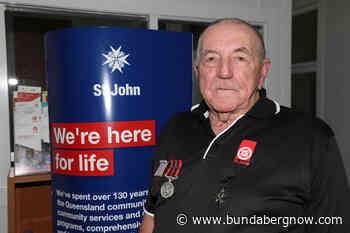 St John volunteer granted exclusive honour – Bundaberg Now - Bundaberg Now