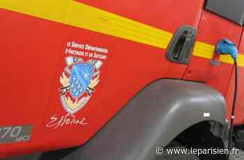 Chilly-Mazarin : un pompier en intervention légèrement blessé par un coup de couteau - Le Parisien