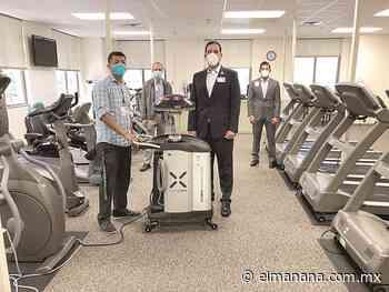 Prohiben visitas en Centro Médico de Laredo - El Mañana de Nuevo Laredo