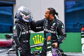 Mercedes se prepara para las últimas 3 carreras de un gran 2020 - MomentoGP