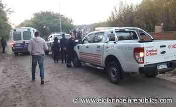 Fiesta clandestina en Villa Mercedes: ordenaron hisopar a 52 identificados - El Diario de la República