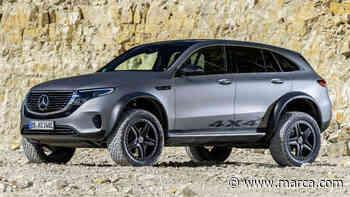 Prueba del Mercedes EQC 4x4²: un 'Terminator' con forma de SUV - MARCA.com