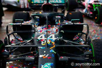 Mercedes ya ha encontrado la carga aerodinámica que perderá en 2021 - SoyMotor.com