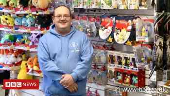 Weston G3 toy shop launches Christmas foodbank drive