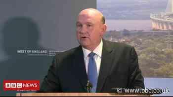 West of England Mayor Tim Bowles announces retirement